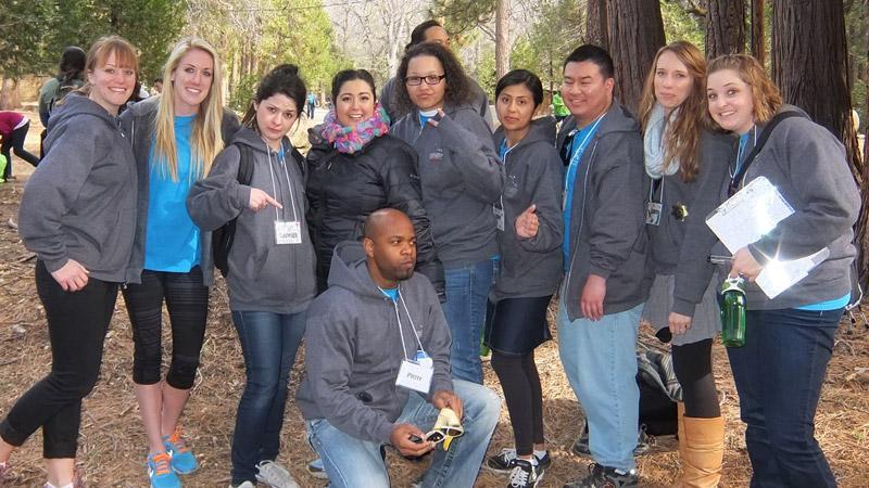 Students at LLU School of Behavioral Health