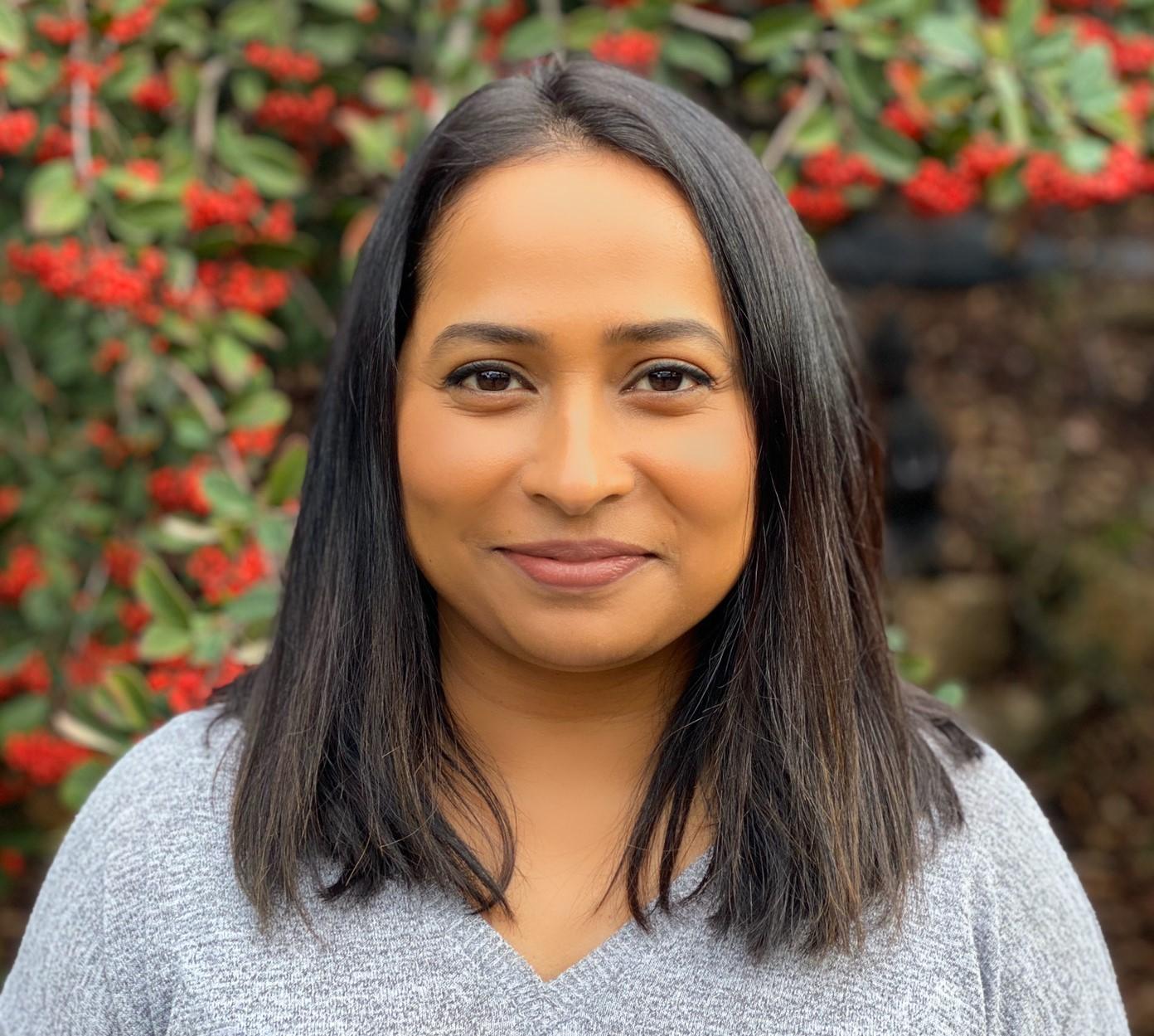 Dr. Aarti Nair, PhD, MA