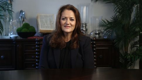 Dean of school of behavioral health, Beverly Buckles