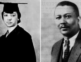 Dr. Inez Beverly Prosser and Dr. Francis Sumner