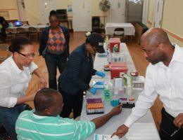 individuals providing health screenings